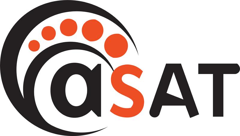 Logo de l'Agence SAT
