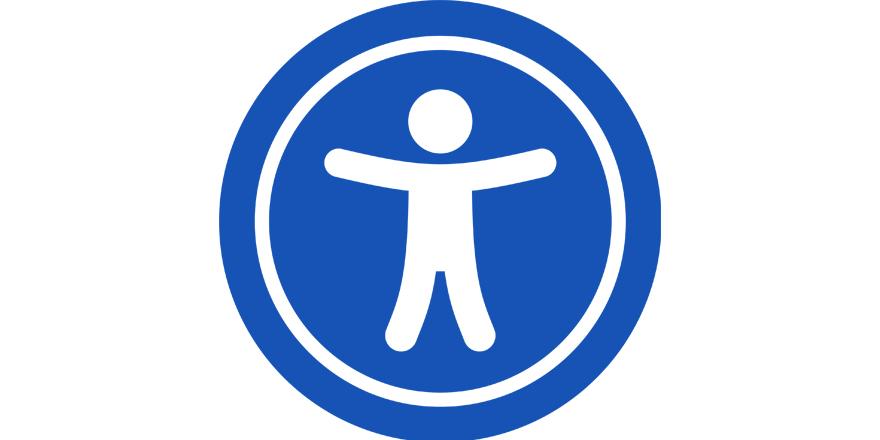 Logo de l'Accessibilité Universelle