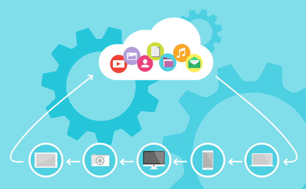 Appareils de cloud computing