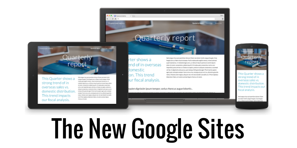 "Google Sites est ""responsive"""